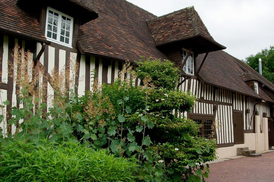 Maison colombage Eure