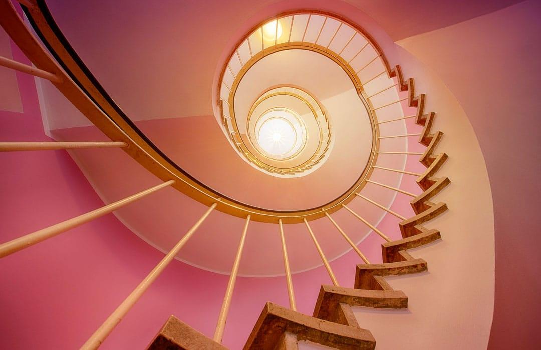 Escalier Pont-audemer