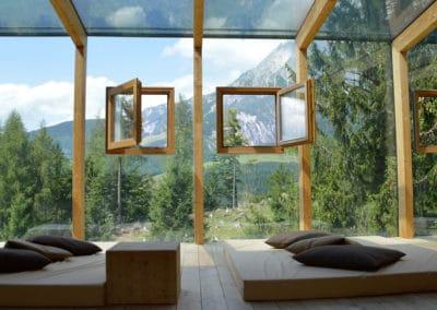Fenêtre bois Pont-Audemer