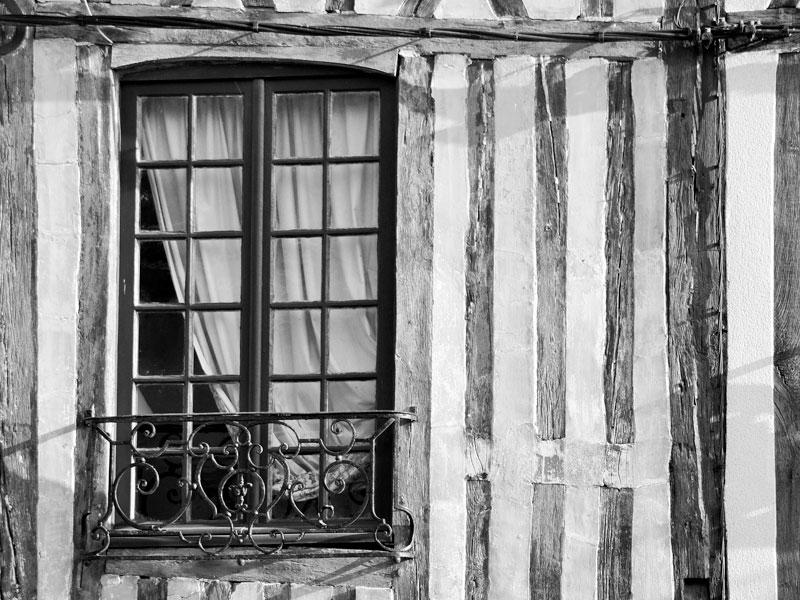Maison à colombage Eure