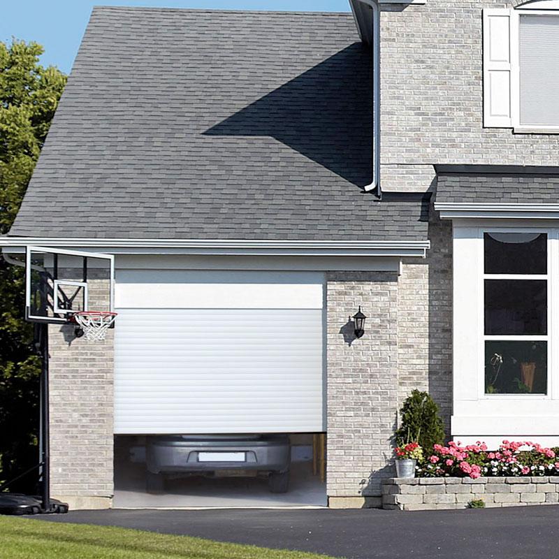 Portail porte de garage dans l'Eure